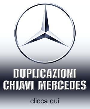 Duplicazione chiavi Mercedes Padova